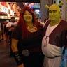 Photo #1 - Shrek and Warrior Fiona