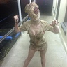 Photo #4 - Silent Hill Nurse and Pyramid Head
