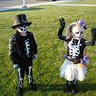 Photo #1 - skeleton siblings
