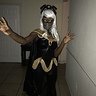 Photo #3 - Skeleton Storm from Xmen
