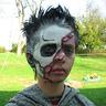 Photo #1 - Skull Half Face