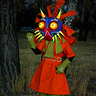 Photo #1 - Skull Kid from The Legend of Zelda Majora's Mask