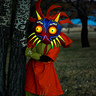 Photo #2 - Skull Kid from The Legend of Zelda Majora's Mask
