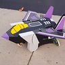 Photo #1 - Skywarp Transformer