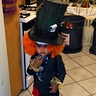 Photo #1 - Devon Aaron as the Smallest Mad Hatter