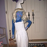 Photo #1 - Serenity as Smurfette