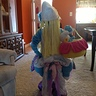 Photo #2 - Smurfette riding a Unicorn