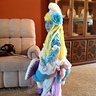 Photo #3 - Smurfette riding a Unicorn