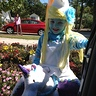 Photo #4 - Smurfette riding a Unicorn