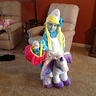 Photo #5 - Smurfette riding a Unicorn