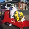 Photo #1 - Snoopy & Friends - In Search of the Red Baron
