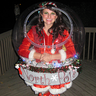 Photo #1 - Finished Snow Globe costume