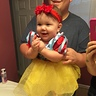 Photo #1 - Snow White's 1st Halloween!