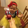 Photo #3 - Snow White's 1st Halloween!