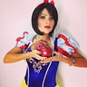 Photo #2 - Snow White eat the wrong Apple