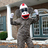 Photo #1 - My Homemade Sock Monkey Costume