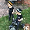 Photo #1 - Opi, Jax and Tara are ready for action (SOA)