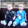 Photo #1 - Sons of Anarchy, Jax and Dr. Tara Knowles. Yes, they're twins.