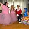 Photo #1 - Sophia Grace, Rosie, Nicki Minaj and Ellen DeGeneres