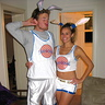 Photo #2 - Space Jam Bugs Bunny and Lola Bunny