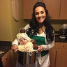 Photo #1 - Mommy with her pot of spaghetti and meatballs!