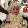 Photo #1 - Yummy Spaghetti Baby!