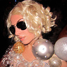 Photo #3 - Aleksandra as Sparkly Bubble Gaga!