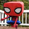 Photo #1 - Spider-Man funko pop