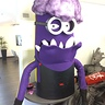 Photo #2 - Purple Minion side