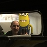 Photo #5 - Minion in my rear-view mirror!!!