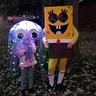 Photo #2 - SpongeBob Jellyfishing