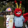 Photo #5 - Sandy Cheeks and Mr. Krabs