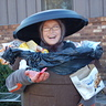 Photo #3 - Spooky Trash