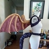 Photo #4 - Wings, harness, tail, belt are all handmade