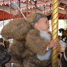 Photo #5 - Squirrel on a Merry-Go-Round