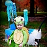 Photo #1 - Squirt  and his sea wagon