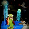 Photo #4 - Squirt in his sea wagon with light up jellyfish