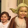 Photo #2 - Yoda and Leia