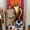 Photo #2 - Family shot with droids ducked inside.