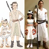 Photo #2 - Rey and BB-8 Inspiration vs. Reality