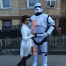 Photo #2 - Princess Leia & Storm Trooper ready to take over
