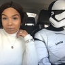 Photo #5 - Princess Leia & Storm Trooper