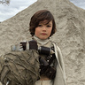 Photo #5 - Tusken boy unmasked