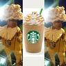 Photo #2 - Small Starbucks caramel frape