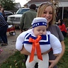 Photo #2 - Stay Puft Marshmallow Man and mom