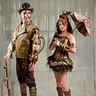 Photo #1 - My girlfriend and I as a Steampunk couple
