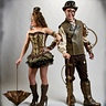 Photo #4 - We spent 2 months working on our Steampunk outfits