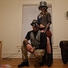 Photo #1 - Steampunk couple
