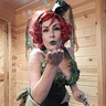 Photo #4 - Steampunk Poison Ivy