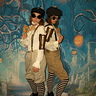 Photo #5 - Steampunk Tweedle Dum and Tweedle Dumber